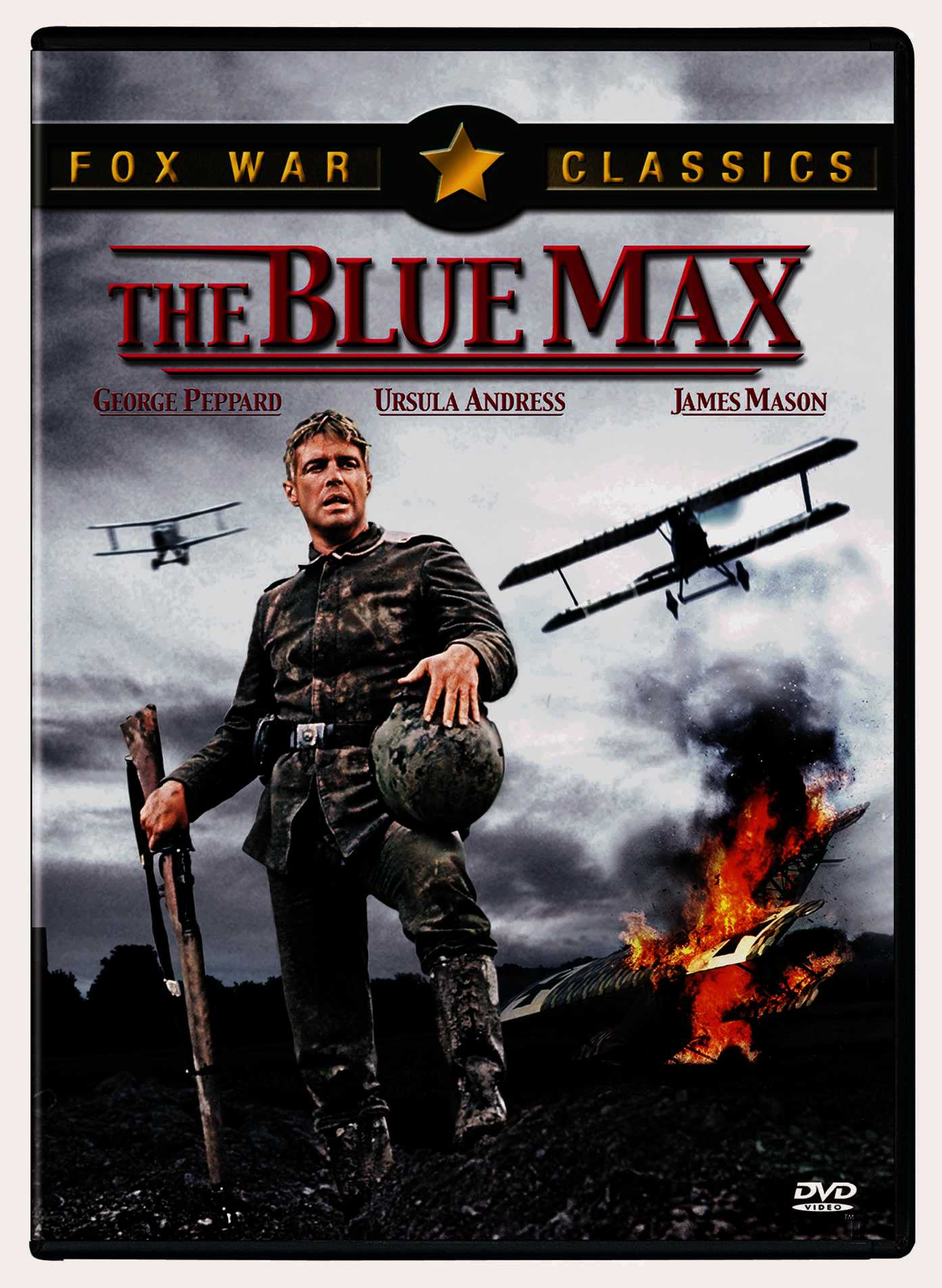 BLUE MAX BY PEPPARD,GEORGE (DVD)